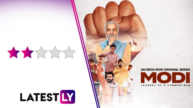 Modi - Journey of a Common Man Review: Umesh Shukla's Eros Now Web Series Tries Hard to Sell a 'Selfless Hero' Image in the First Five Episodes