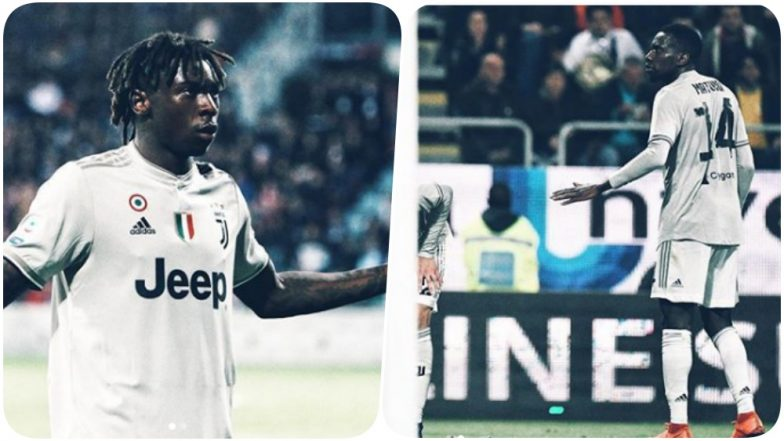 Cagliari vs Juventus: Moise Kean Abused Racially by Crowd During Serie A 2019 Match