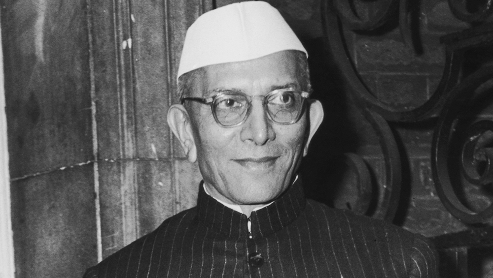 Former PM Morarji Desai (Photo Credits: Getty Images)