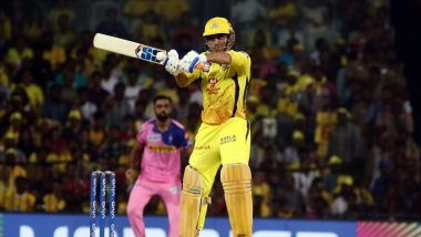 IPL 2019: We Need to Bat Well at the Top, Says CSK Skipper MS Dhoni