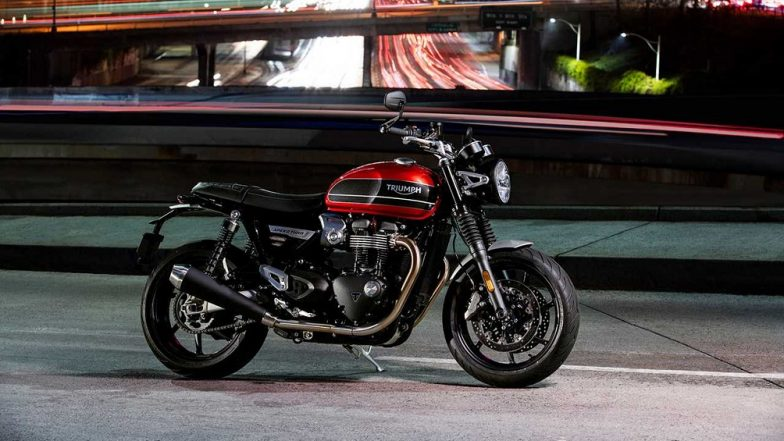 2019 Triumph Speed Twin Motorcycle Launching Today in India; Likely To Be Priced At Rs 10.5 Lakh