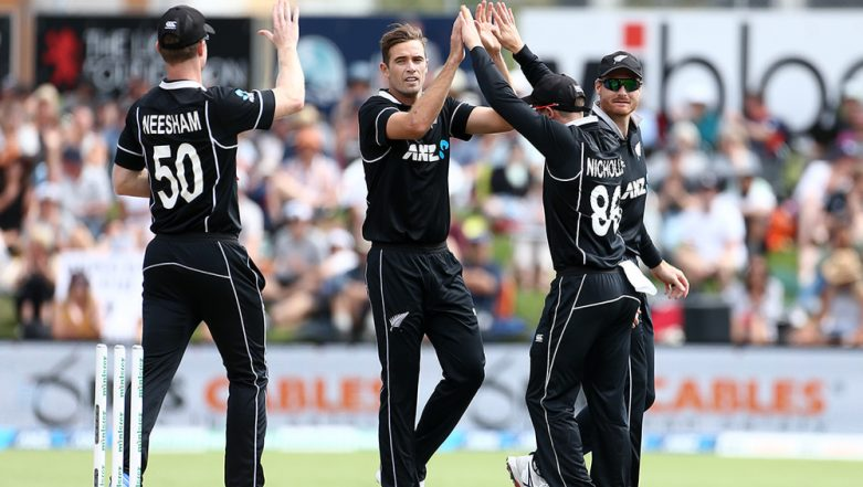 New Zealand Team for ICC World Cup 2019: Blackcaps Announces Squad, Ish Sodhi Chosen Over Todd Astle, Wicket-Keeper Tom Blundell to Debut