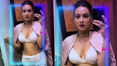 Nia Sharma Stuns in Sexy Bralette in Latest Instagram Post – View Pic