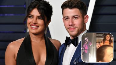 Nick Jonas Says 'I Love You' to Priyanka Chopra in Sign Language and Divorce Rumours Can Go down the Drain - Watch Video