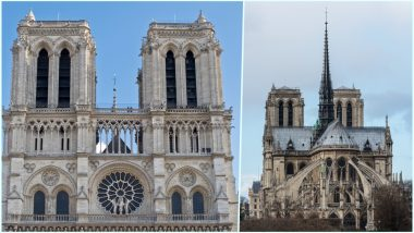 Notre-Dame Cathedral in Paris to Celebrate First Mass, Months After Fire Incident