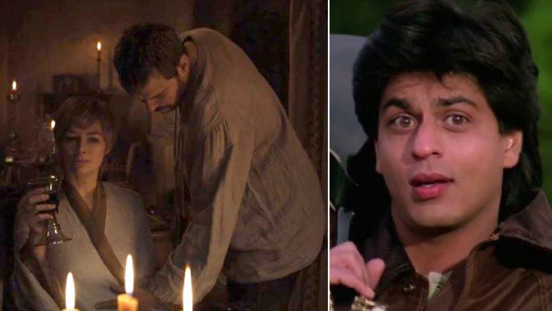 Game of Thrones 8: Hilarious Video of Euron Greyjoy Mimicking Shah Rukh Khan's Iconic 'Palat, Palat, Palat' Dialogue to Cersei Lannister Goes Viral