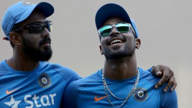 India World Cup Squad 2019 Out, Hardik Pandya and KL Rahul Await BCCI's Clearance