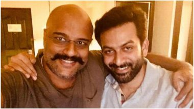 After Lucifer, Prithviraj Sukumaran to Team Up With Writer Murali Gopy Again for His Next? This Tweet Hints So!