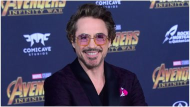 Robert Downey Jr Calls Retiring from MCU 'Very Sobering'