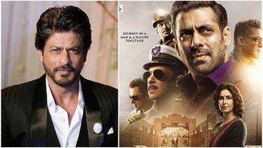 Bharat Trailer: Shah Rukh Khan Says 'Bahut Khoob' After Watching Salman Khan-Katrina Kaif Starrer