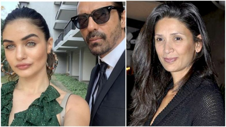 Mehr Jesia Unaffected With Arjun Rampal's Girlfriend Gabriella Demetriades' Pregnancy News