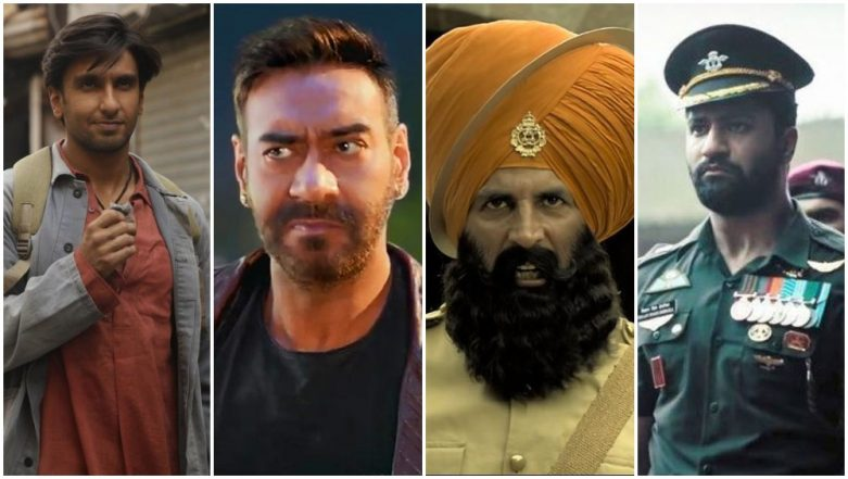 Akshay Kumar in Kesari, Ranveer Singh in Gully Boy, Ajay Devgn in Total Dhamaal - Vote For Your Favourite Actor in the First Quarter of 2019