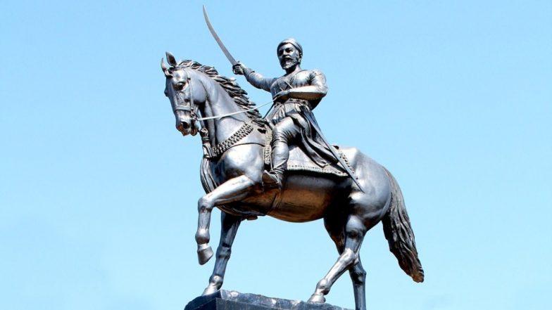 Chhatrapati Shivaji Maharaj Punyatithi: Twitter Pays Tribute to the Great Maratha Warrior on His 339th Death Anniversary