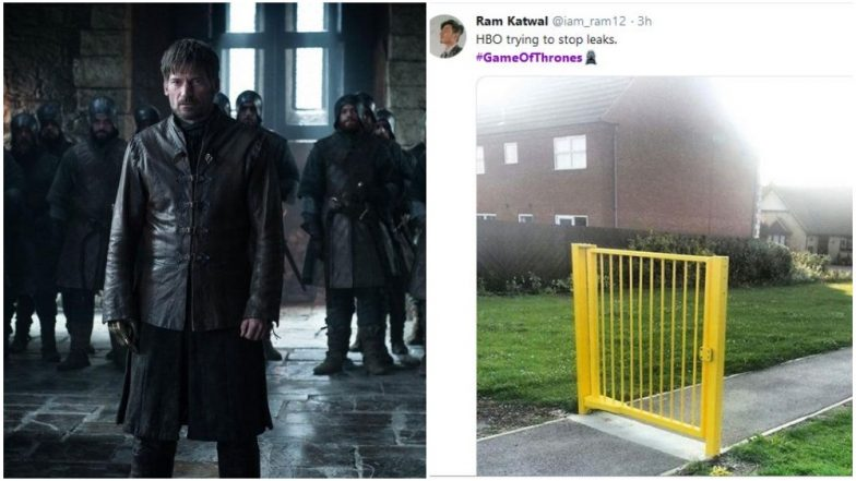Game of Thrones 8 Episode 2 LEAKED on Torrents! Fans Make Funny Memes and Jokes on HBO's Security for Final Season – Read Tweets