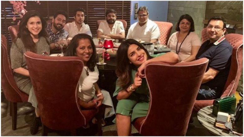 Priyanka Chopra Jonas Chills With Family Members in Mumbai! See Pics