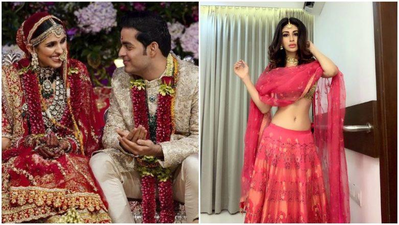 Did Mouni Roy Irk the Ambanis By Throwing Tantrums at Akash Ambani - Shloka Mehta's Wedding?