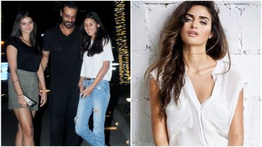 Arjun Rampal Goes on a Date With Daughters Mahikaa and Myra, Minus Girlfriend Gabriella Demetriades (See Pics)