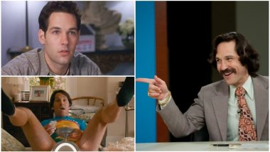 Paul Rudd Birthday Special: 5 Essential Non-MCU Movies of the Ant-Man Star That You Need to Watch!