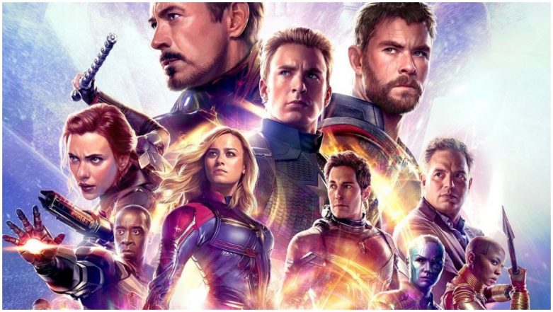 Avengers Endgame Box Office Collection Day 14: Robert Downey Jr and Chris Hemsworth's Superhero Film Ends Week 2 on a Good Note, Rakes in Rs 338.35 Crore