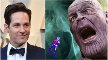 Avengers EndGame: Paul Rudd Hints That Something Similar to Ant-Man Getting Into Thanos' Butt Might Be in the Movie – Watch Video