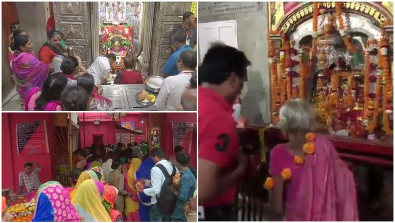 Chaitra Navratri 2019: Devotees Throng Temples Across the Nation on First Day of the Auspicious Festival
