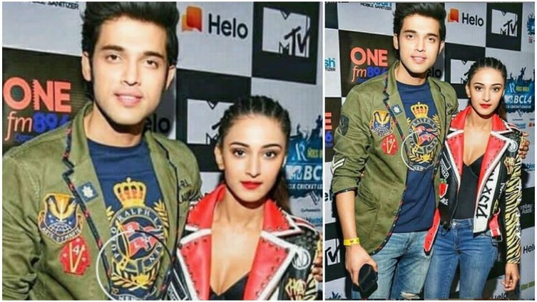 Amid Dating Rumours, Parth Samthaan and Erica Fernandes