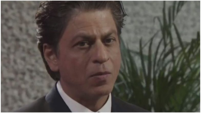 Shah Rukh Khan Opens Up About His Next Role, Claims He Can Play a Sexy Father Just as Fans Desire - Watch Video