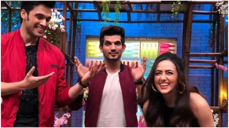 Kasautii Zindagii Kay 2 Actor Parth Samthaan and Sana Khan Groove to Kalank Song First Class and We Can't Get Over It! (Watch Video)