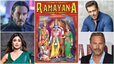 Ram Navami Special: Keanu Reeves As Lord Ram, Salman Khan As Hanuman, Shilpa Shetty As Sita Devi – Yes, Such a Casting Almost Happened for a Ramayana-Based Movie!