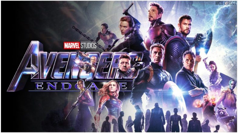 Avengers: Endgame Advance Bookings - Indian Fans can Now Rejoice as the Movie Tickets are Finally on Sale at BookMyShow