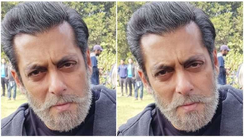 Bharat: Salman Khan Looks Equally Charming as an 'Old Man' and We Bet You'll Agree With Us - View Pic