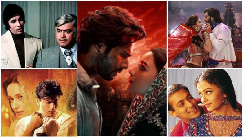 Kalank: From Trishul to Devdas, 7 Movies That Varun Dhawan and Alia Bhatt's Film Reminded Us Of! (SPOILER ALERT)