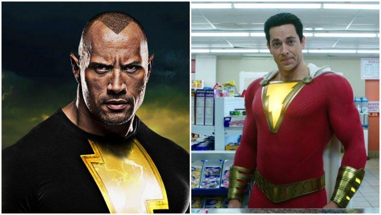 Shazam!: Did You Notice Dwayne Johnson's Black Adam in Zachary Levi's Superhero Film?
