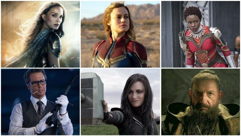 Road to Avengers EndGame: From Jeff Bridges in Iron Man to Brie Larson in Captain Marvel, All Oscar Winning Actors in MCU, Ranked Based on Impact