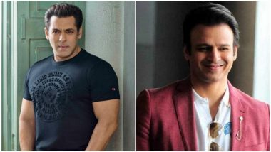 Oops! Vivek Oberoi Accidentally Promoted Salman Khan's Bharat on Twitter and Here's What Happened Next