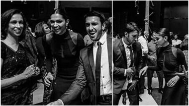 Deepika Padukone and Ranveer Singh's Unseen Pictures from Her Friend's Wedding are Now Going Viral on the Internet