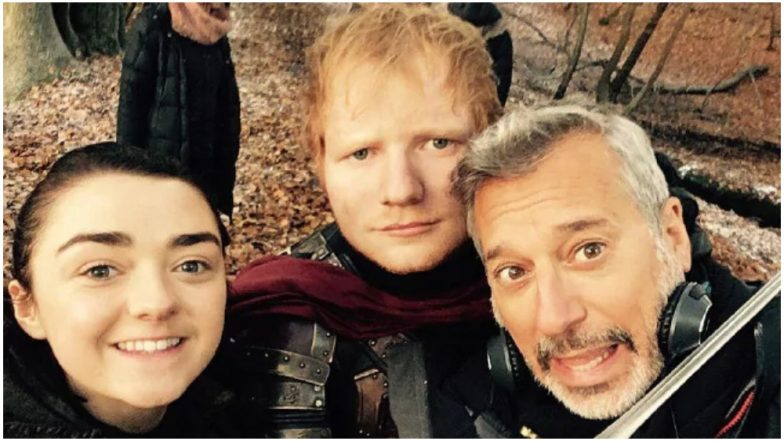 Game of Thrones 8: Ed Sheeran Fans, Did You Spot This Easter Egg