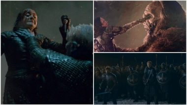 Game of Thrones 8 Episode 3: All the Major Deaths in the Battle of Winterfell and How It Happened (SPOILER ALERT)