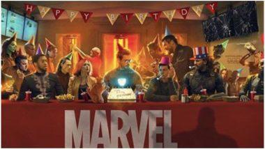Robert Downey Jr Birthday: Thor, Captain America, Dr Strange Part of Iron Man's Celebration