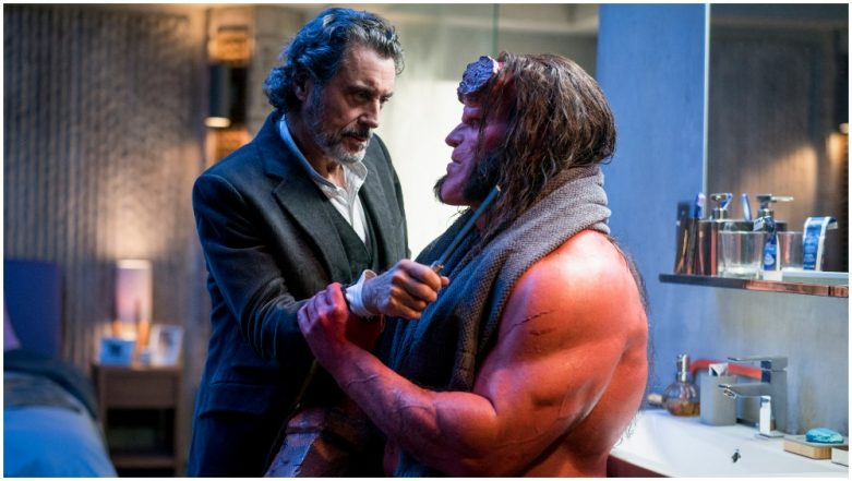 Hellboy Producer Reveals the Reason Behind Casting John Wick Star Ian McShane As the Hero's Adoptive Father