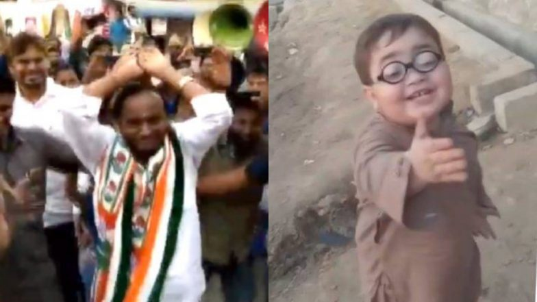 Viral Videos: From Karnataka Minister's Nagin Dance to Cute Pathani Kid's Banter; Watch Top 6 Clips of the Week