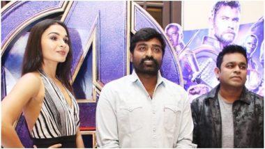 Avengers Endgame: Vijay Sethupathi, Andrea Jeremiah to Lent
