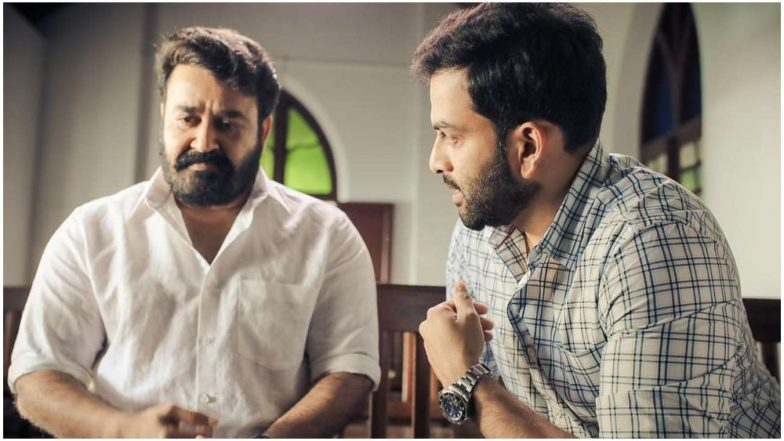 Box Office: Lucifer Enters Rs 100 Crore Club in Just 8 Days; Mohanlal Congratulates Prithviraj Sukumaran and Team in His Tweet