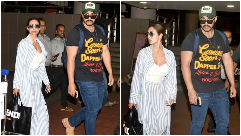 Arjun Kapoor was a Part of Malaika Arora's Recent Maldives Trip, and we Hope they Share Their Holiday Pictures Very Soon