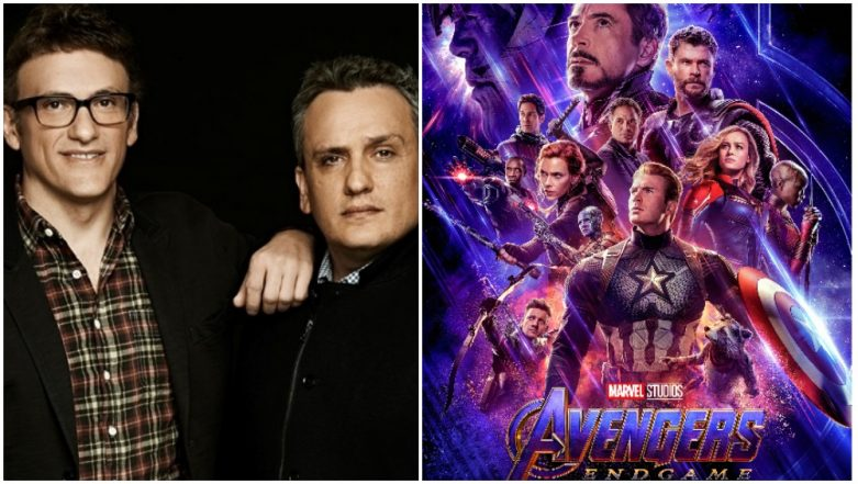 Avengers Endgame Movie: Russo Brothers Shares #DontSpoilTheEndgame Note to Fans Post the Footage Leak