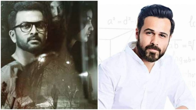 Ezra Remake: Prithviraj Sukumaran's Supernatural Thriller to Be Remade in Hindi, Emraan Hashmi to Play the Lead