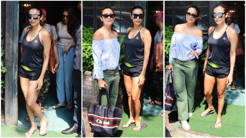 Malaika Arora's Hot Pants are a Perfect Way to Beat the Heat This Summer - View Pics