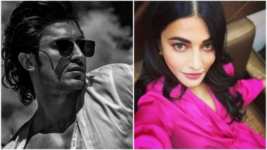 Hottie Shruti Haasan Paired Opposite Vidyut Jammwal in Mahesh Manjrekar's Next, Actress' Gangster Avatar Revealed (See Pic)