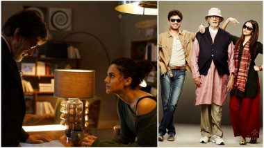 Badla Box Office Collection Day 24: Amitabh Bachchan and Taapsee Pannu's New Release Beats the Lifetime Business of Deepika Padukone's Piku