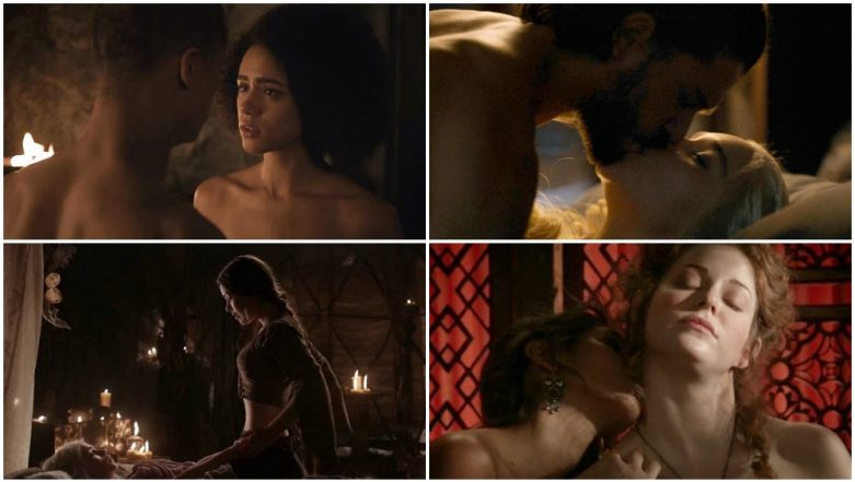 Game of Thrones Recap: 7 HOTTEST NSFW Sex Scenes in the Show That Pushed the Envelope When It Came to the Risque Content – Watch Videos